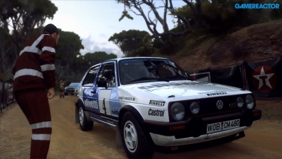 Dirt Rally 2.0 PC Gameplay