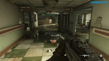 Call of Duty: Modern Warfare - Campaign Walkthrough Part 2