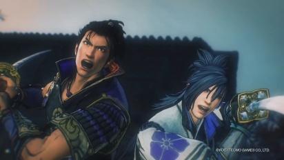 Samurai Warriors 5 - Story Trailer