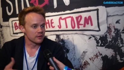 Life is Strange: Before the Storm - Zak Garriss Interview