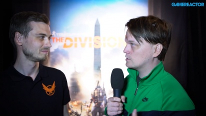 The Division 2 - Mathias Karlson Interview