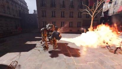 Wolfenstein: Cyberpilot - E3 Trailer