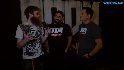 Doom Eternal - Hugo Martin & Marty Stratton Interview
