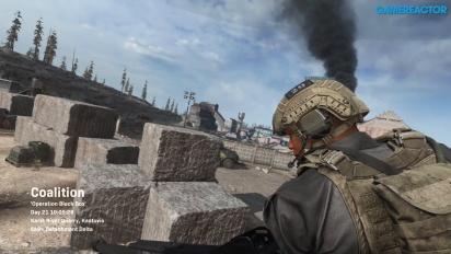 Call of Duty: Modern Warfare - Ground War Multiplayer Gameplay