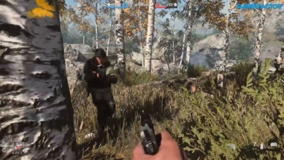 Call of Duty: Modern Warfare - Gunfight Multiplayer Gameplay