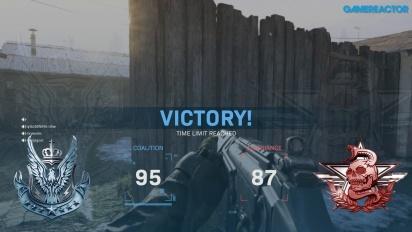 Call of Duty: Modern Warfare - Arklov Peak Team Deathmatch Gameplay