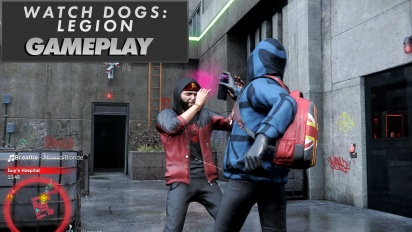 Watch Dogs: Legion - Gameplay #2