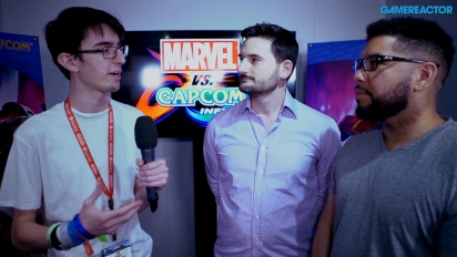 Marvel vs. Capcom: Infinite - Michael Evans & Peter Rosas Interview