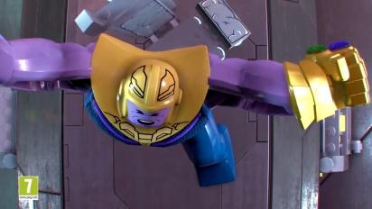 Lego Marvel Super Heroes 2 - Infinity War DLC Trailer