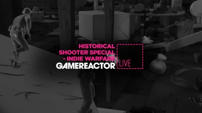 Historical Shooter Special - Indie Warfare - Livestream Replay