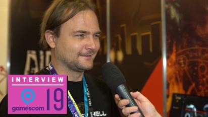Jupiter Hell - Kornel Kisielewicz Interview