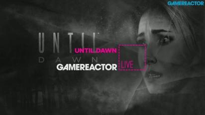 Until Dawn - Launch Livestream