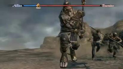 The Last Remnant - Deadlock Battle Gameplay Trailer