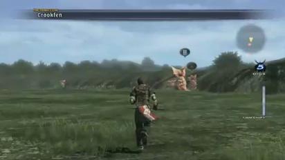 The Last Remnant - Crookfen Gameplay Trailer