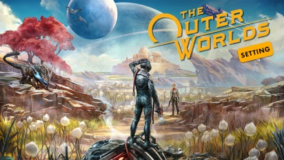 The Outer Worlds - The Setting (Sponsored#3)