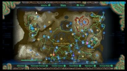 The Legend of Zelda: Breath of the Wild DLC - The Hero's Path Gameplay
