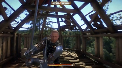 Kingdom Come: Deliverance - Combat System Dev Diary