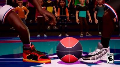 NBA 2K Playgrounds 2 - All Star Trailer