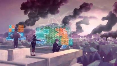 13 Sentinels: Aegis Rim - Release Date Trailer (Japanese)
