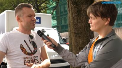 SteamWorld Dig 2 - Brjann Sigurgeirsson Interview