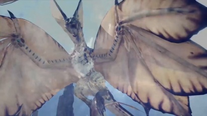 Monster Hunter: World - Elder Dragons Trailer