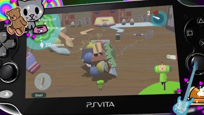 Touch My Katamari - Launch Trailer