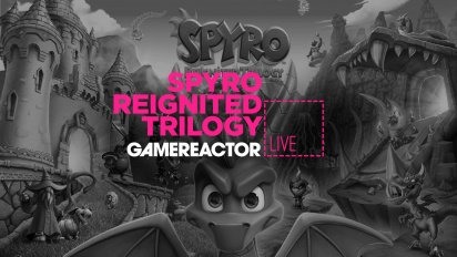 Spyro Reignited Trilogy - Livestream Replay (Switch)