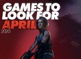 Games to Look For - April 2020