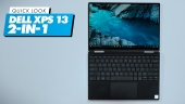 Dell XPS 13 2-in-1 - Quick Look