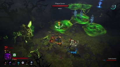 Diablo III: Ultimate Evil Edition - Playstation Experience Trailer