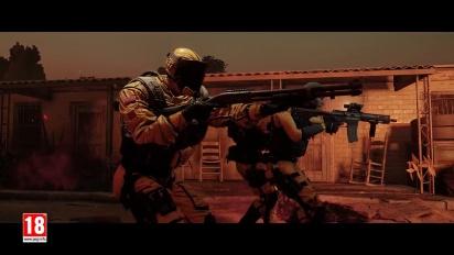 Rainbow Six: Siege - Speel Outbreak Nu Trailer