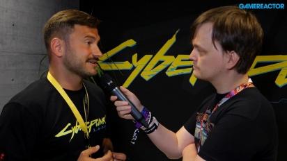 Cyberpunk 2077 - Stanisław Święcicki Interview