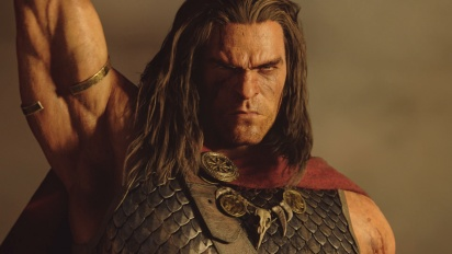 Conan Unconquered - Reveal Trailer
