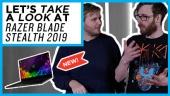 Quick Look - Razer Blade Stealth 2019