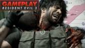 Resident Evil 3 - Gameplay Highlights
