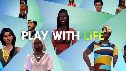 The Sims 4 - Skin Tones Update