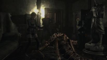 Resident Evil Zero HD Remaster - Wesker Mode Trailer