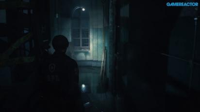 Resident Evil 2 Remake - E3 18 Gameplay
