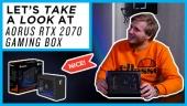 Aorus RTX 2070 Gaming Box - Quick Look