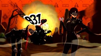 Persona 5: The Royal - Makoto Character Trailer (Japanese)