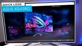 Asus XG438Q - Quick Look