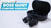 Bose QuietComfort Earbuds - Quick Look