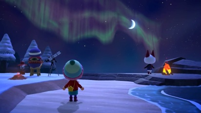 Animal Crossing: New Horizons - Exploring December - Nintendo Switch