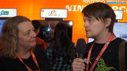 Pode - Linn Søvig Interview