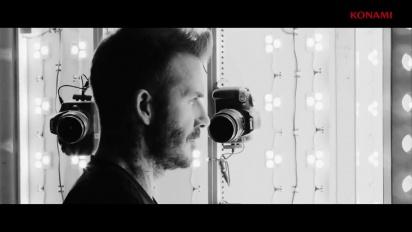 PES 2019 - David Beckham Trailer