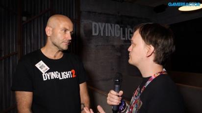 Dying Light 2 - Tymon Smektała E3 Interview