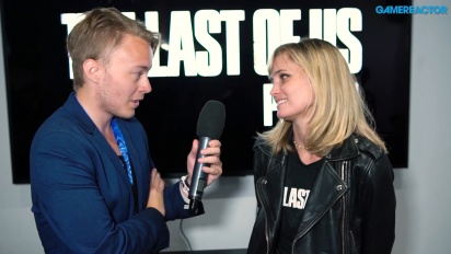 The Last of Us: Part II - Halley Gross E3 Interview