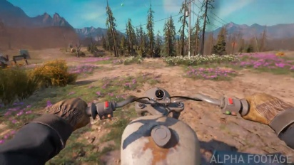 Far Cry: New Dawn - Post-Apocalyptic Gameplay and Character Details