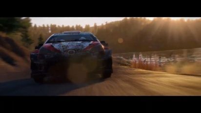 WRC 8 - Launch Trailer