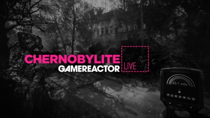 Chernobylite - Livestream Replay
